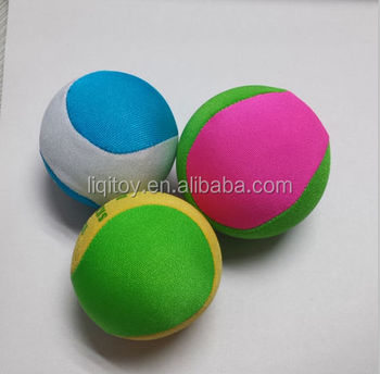 Shenzhen  Factory  Gel Stress Ball water bouncing ball