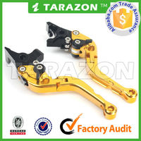 Chinese Tarazon Made CNC Aluminum Short Lever for Motorcycle