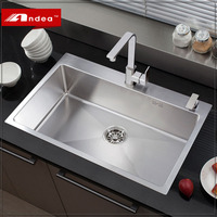 2016 product stainless steel sink for kitchen