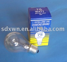common lamp bulbs