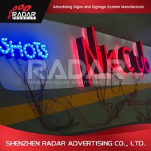 Creative design how to program led sign for Advertising Light Boxes