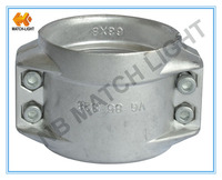 China Manufacturing Stainless Steel DIN 2817 Cast Method Safety Clamps Din