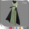New Design Dubai Dresses Slim Muslim Abaya Model Baju