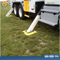 Road Crane Mats/ Mobile Ground Protection/ Outrigger Pads