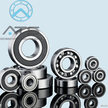 China Manufacturer Stainless Steel 6000 Series Deep Groove Ball Bearings