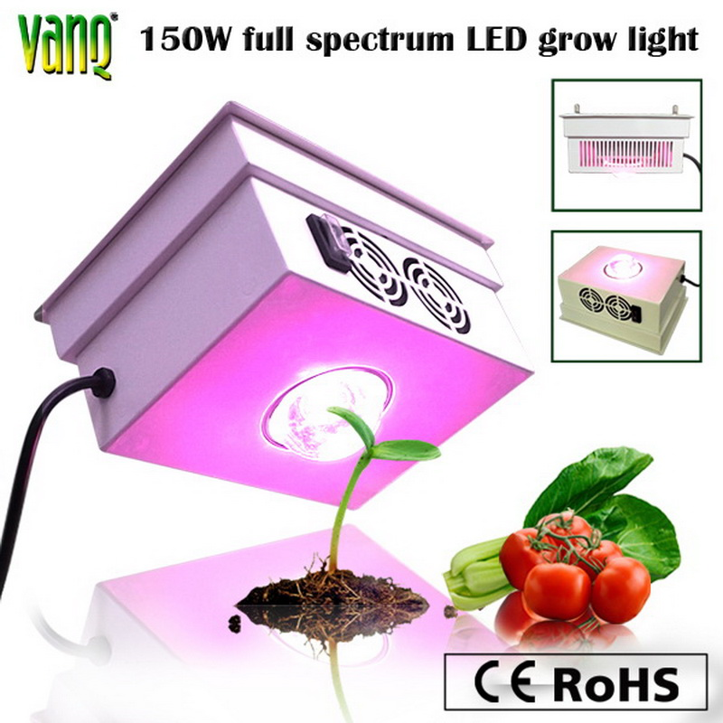 2016 Aquaponics Growing Systems,Phosphors Full Spectrum 150W IP44 Reflector Design Led Aquarium Lighting Full Spectrum
