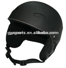 Popular In-mold Snow helmet GY-SH02 with ABS Shell and Black EPS