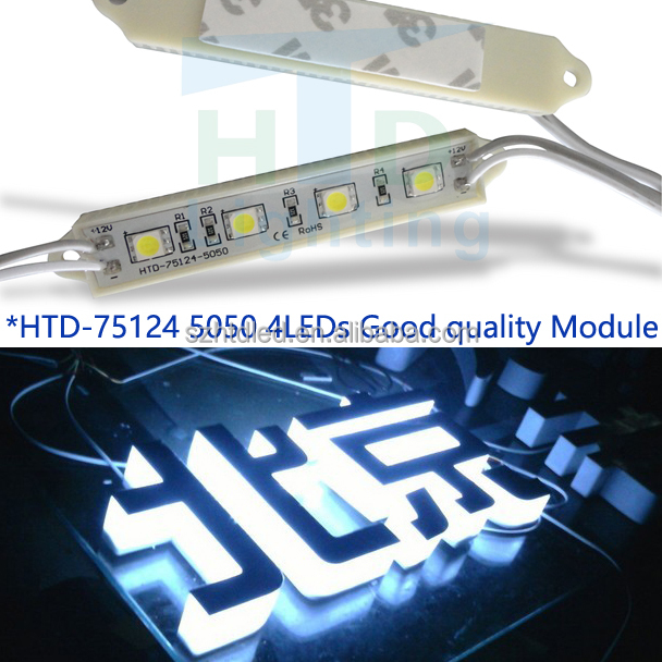 24V led Module 5050 LED modules LED backlight LED dot module SMD5050
