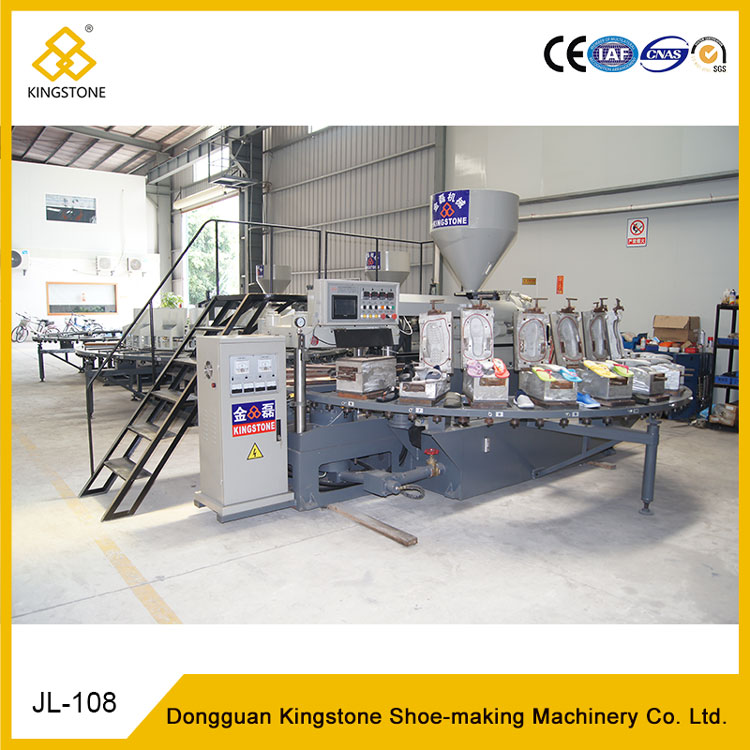 Slippers Making Machine\Shoe Making Machine\Shoes Making Machine Price JL-108