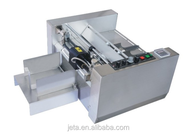 [JT-MY420]Embossing and solid ink batch code printing machine