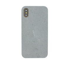 Custom Logo Cement Phone Case For Iphone X Case Cement Cover Factory