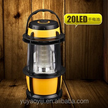 20 LED Portable camping LED light/camping lamp/camping light