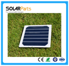 3V 3W PET Laminated High Efficiency 1pc 125*125 Sunpower Solar Cell Solar Panels