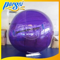 Good Deal Purple Round Water Walking Sphere