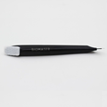Biomaser New microblading tools Black Super sharp disposable microblading blade pen with sterilized microbrush