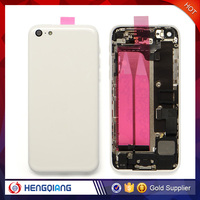 100% suitable for original iphone 5c full housing back cover, mobile back cover