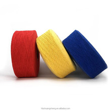 High quality dyed OE recycle 70/30 cotton polyester yarn