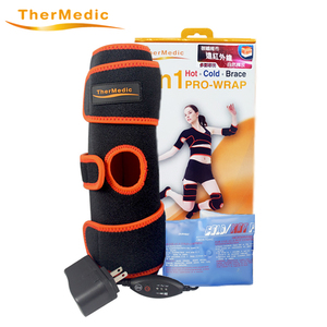 Reusable medical equipment Infrared physical therapy Heating Pads and ice pack therapy for Knee