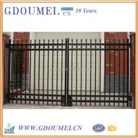 Galvanized Steel Fence Gate, Fence, Grill&Gate Designs
