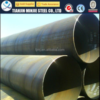 1200mm Diameter Carbon Spiral Welded Steel