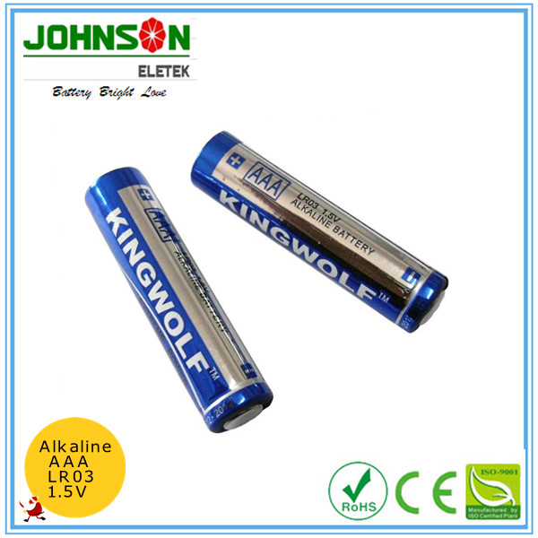 AAA alkaline battery AM-4 aaa battery LR03 / wifi charging battery