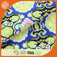 New arrival wholesale cotton fabric frog print