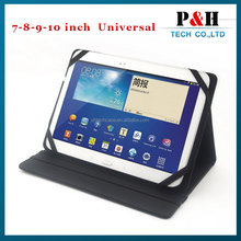 Standing Smart Cover For 7-10 Inch Tablet PC For Ipad Tablet Case