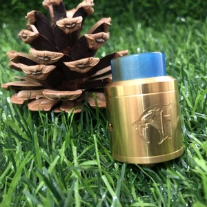 E-cigarette hot selling goon v1.5 rda 24mm custom goon 528
