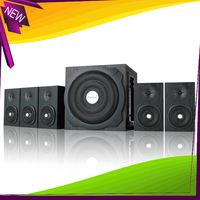 Audio Speaker 5.1 Ch Home Theater System Mp3 Player Subwoofer Speaker