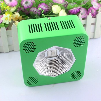 Growing hydroponics led plant light 200W full spectrum COB led grow light