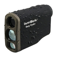 Factory customizing waterproof fast measure accurate laser rangefinder 1000m for hunting