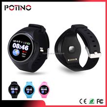 Elderly Tracker Android Smart Watch Google Map SOS Wristwatch Personal GSM GPS LBS Wifi Safety T88