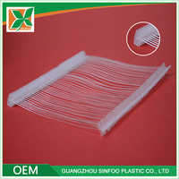 plastic fasteners for garment tagging