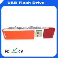 Cheapest Orange USB Flash Drive For Gift