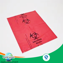 Medical waste packing, HDPE material colorful medical waste bag View larger image Medical waste packing, HDPE material colorful