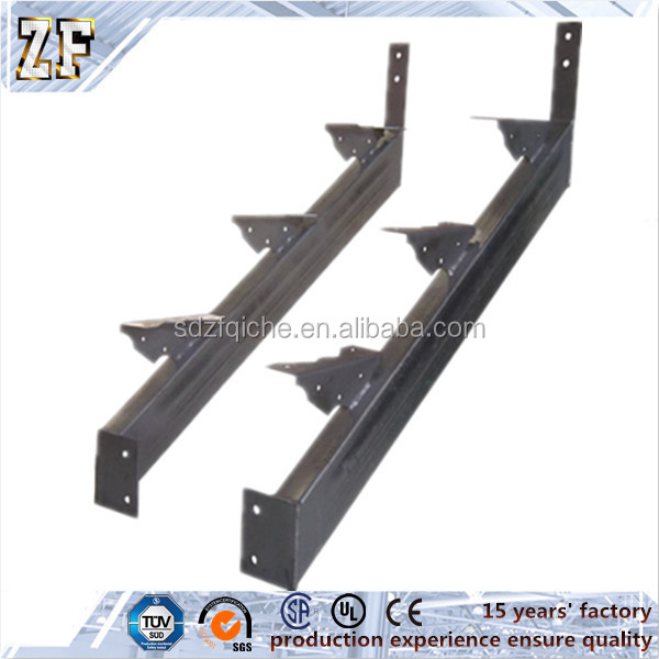 Easy Install Hot-Galvanized steel Stair Stringers