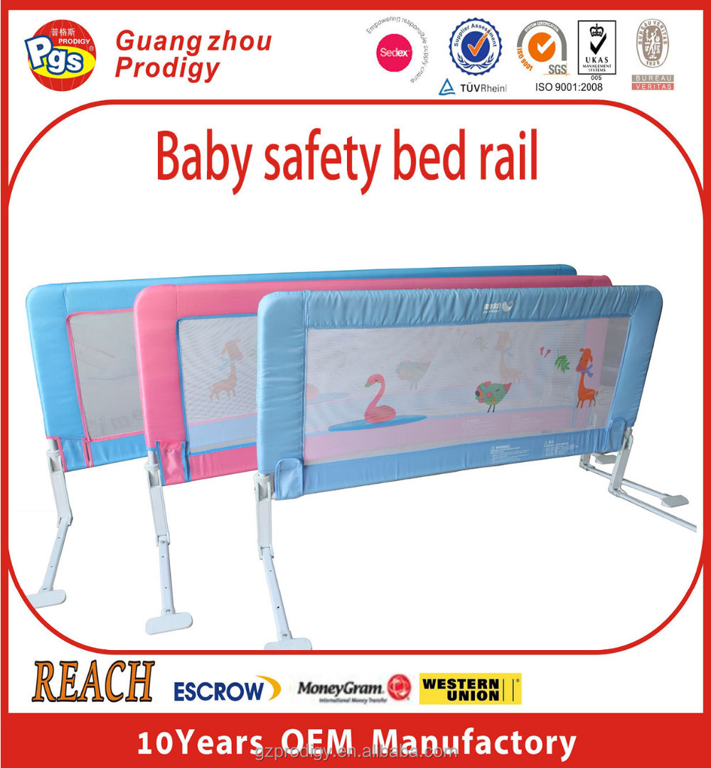 Baby bed fall prevention - Baby Safety Fall Prevention Kids Bed Guard