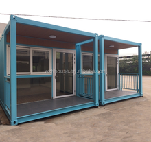 Prefabricated Modular Building House Container House of Steel Structure Frame