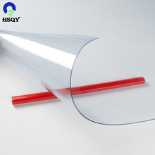 0.05mm-0.5 mm Color Soft Glossy High Transparent PVC Sheet Film