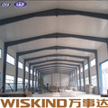 prefabricated light frame welded steel structure materials