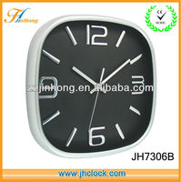 promotion gifts colorful plastic wall clock best for decorate home office
