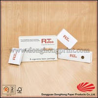 White paper printed small gift boxes for sale