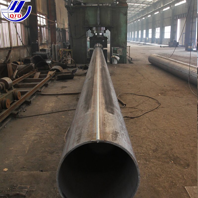 api erw/lsaw steel casing tub perforated welded steel pipe 12 inch sch 40 pile pipe for sale
