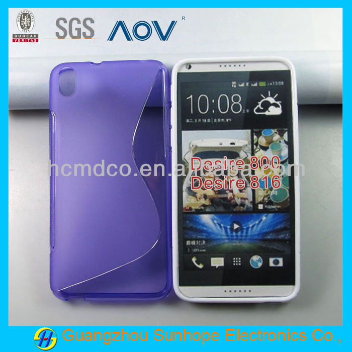 S pattern ccover for HTC Desire 816 Desire 800