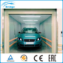 China car elevator cost vehicle lift with high quality