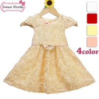New Model Evening Dress 2014 Baby Girl Party Dress Children Frocks Designs Cheap Princess Dresses