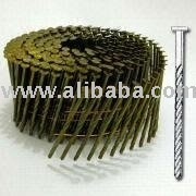 16 degree wire coil nail