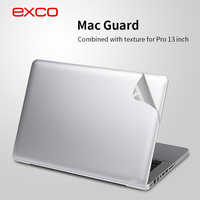 EXCO Waterproof Laptop Skin Protector For Macbook Pro