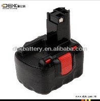 Power Tool Battery / Cordless Tool Battery for Bosch Gsb 12V (Ni-MH SC*10)