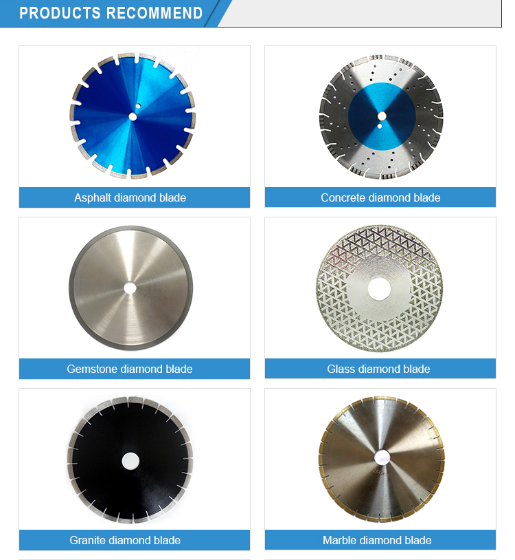 4 5 14 16 Inch 230mm 300mm 350 800mm Wet Slant Sinter Segment Disc Cutting Steel Cement Concrete Diamond Saw Blade For Skill Saw